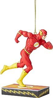 Enesco DC Comics by Jim Shore The Flash Silver Age Ornament