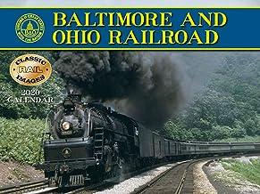 Baltimore and Ohio Railroad 2020 Calendar