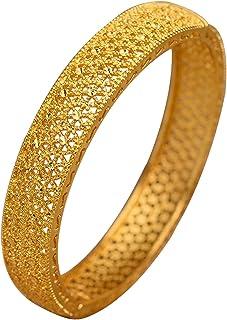 سوار مطلي بالذهب عيار 24 قيراطًا ، سوار زفاف للعروس في دبي ، بنمط مجوف ، سوار مجوهرات معصم