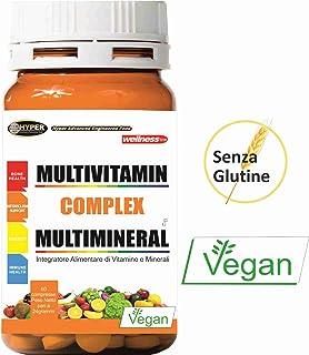 Vitaminas Minerales buen multivitamínico 60 tabletas