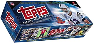 Topps NFL All NFL Teams 2015 Complete Factory Set, Blue, Small