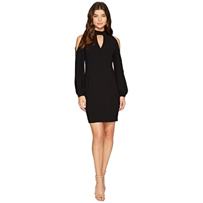 Nanette Lepore Dita Dress (Black) Women