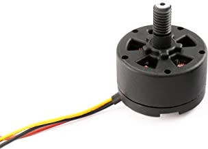 Bugs 2 Clockwise Brushless Motor - Genuine Force1 CW Brushless Motor for MJX Bugs 2W Bugs 2C F200W Shadow and F200C Specter Quadcopter Drone (Black)
