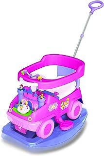 Kiddieland 4-in-1 Rock n Activity Ride on (Baby Princess) n, Multi