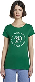 Tom Tailor Women's Print T-Shirt
