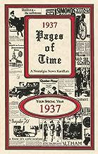 1937 Pages of Time KardLet (PT1937)