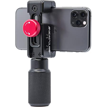Beastclamp - Universal Smartphone clamp, Tripod Mount from Beastgrip