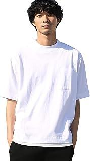 (コーエン) COEN 【GO OUT7月号掲載】USAコットンビッグシルエットクルーネックTシャツ1 75256079005