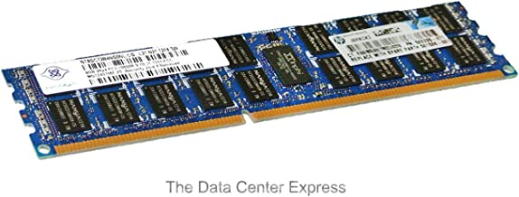 HP 8GB (1x8GB) Dual Rank x4 PC3-10600 (DDR3-1333) Server Memory (Not for Personal Computers)