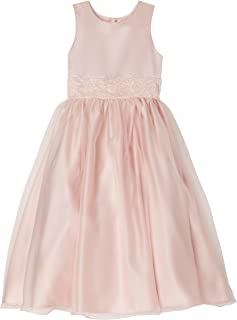 5bad4d729 FREE Shipping. Us Angels Big Girls' Dress With Handbeaded Cummerbund