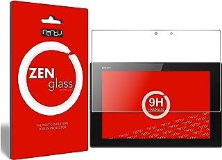 ZenGlass nandu I flexibel glasfilm kompatibel med Sony Xperia Tablet Z2 I skärmskydd 9H