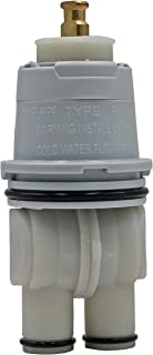 FlyingAMZ Valve Cartridge Assembly # RP46074 Compatible For Delta Tub Showers 13/14 Series, White
