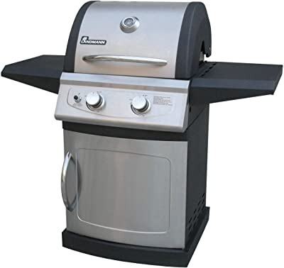 Stainless/Black Char-Broil 463632320 Signature TRU-Infrared 2 ...
