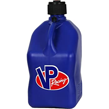 Case of 4 VP Racing Fuels 3534 Blue Square Motorsport Container