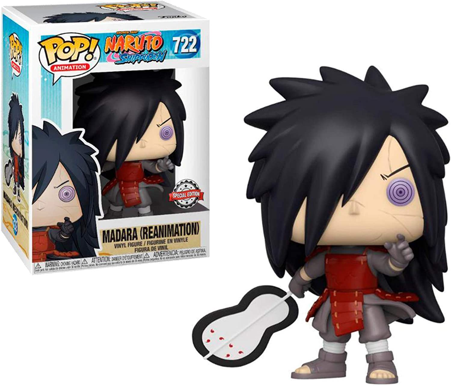 Naruto Shippuden - Popular standard Madara Reanimation Edition Special Cheap mail order specialty store Exclusiv