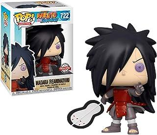 Naruto Shippuden - Madara (Reanimation) Special Edition Exclusive #722 pop Figure