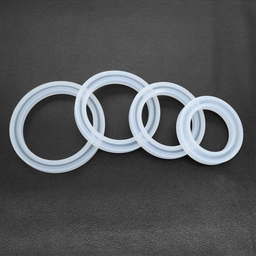 Ycncixwd DIY Cristallepoxidform-Armband-Gran Armband-Form-Silikon-Schmucksache-Herstellung