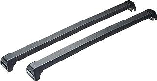 Rack Long Life Em Alumínio Stilo (Não Permite Abertura Do Teto Solar) (2 peças)