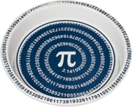 ComputerGear Pi Day Pie Plate Math Mathematical Symbol Ceramic Pan Dish 10