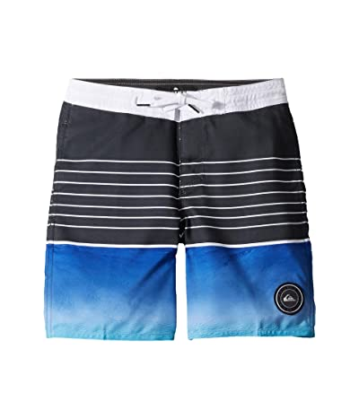 Quiksilver Kids Swell Vision Boardshorts (Big Kids) (Electric Royal) Boy