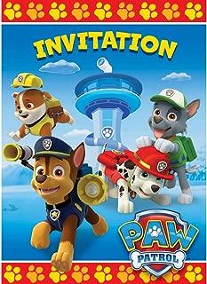 Best paw patrol halloween invitations Reviews