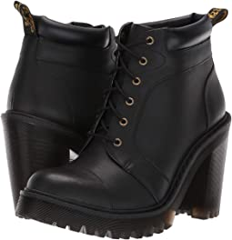 39dca2f1d86ff Black Ankle Boots and Booties + FREE SHIPPING