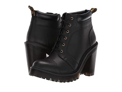 Dr. Martens Averil Seirene (Black Sendal) Women