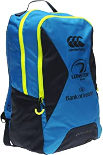 Canterbury Rugby Bags Union Backpack Holdall Sports Bag H:46 x W:38 x D:14 (cm) Leinster Backpack - Blue