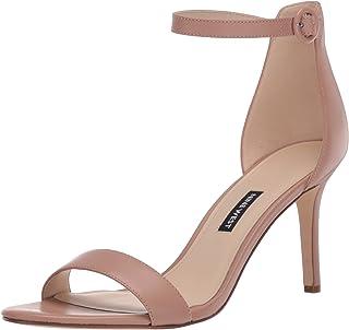 NINE WEST Women's Fashion Sandal Heeled