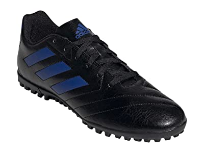 adidas Goletto VII Tf (Core Black/Team Royal Blue/Team Royal Blue) Men