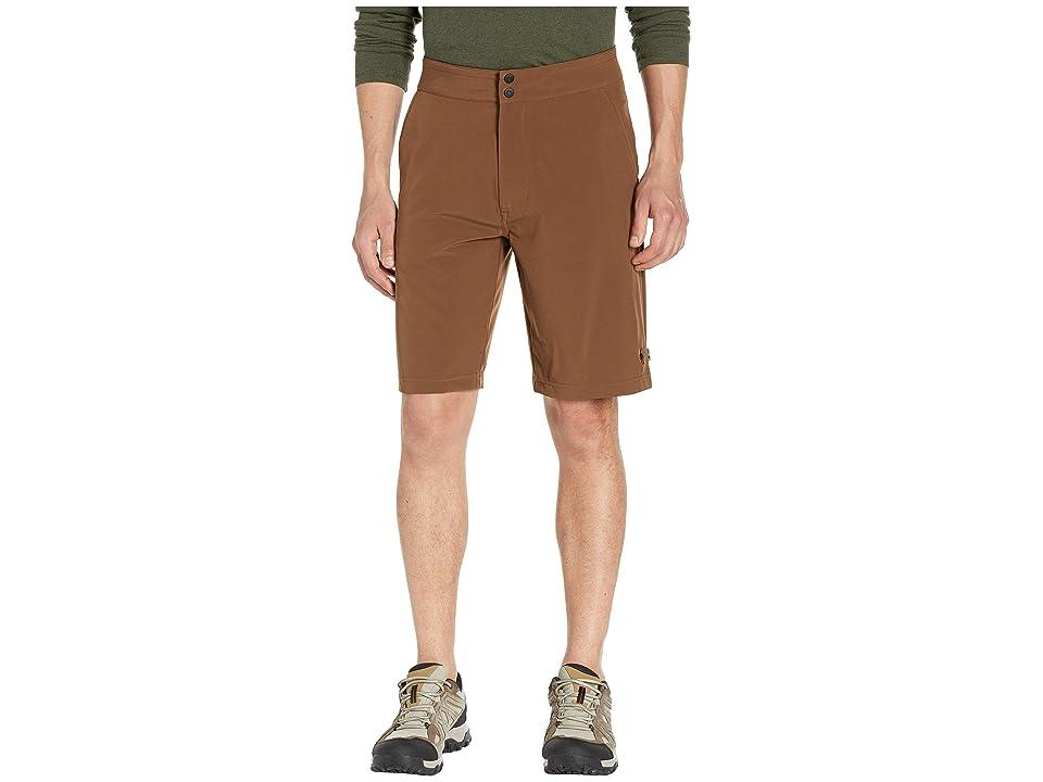 Smartwool Merino Sport 10 Shorts (Bourbon) Men