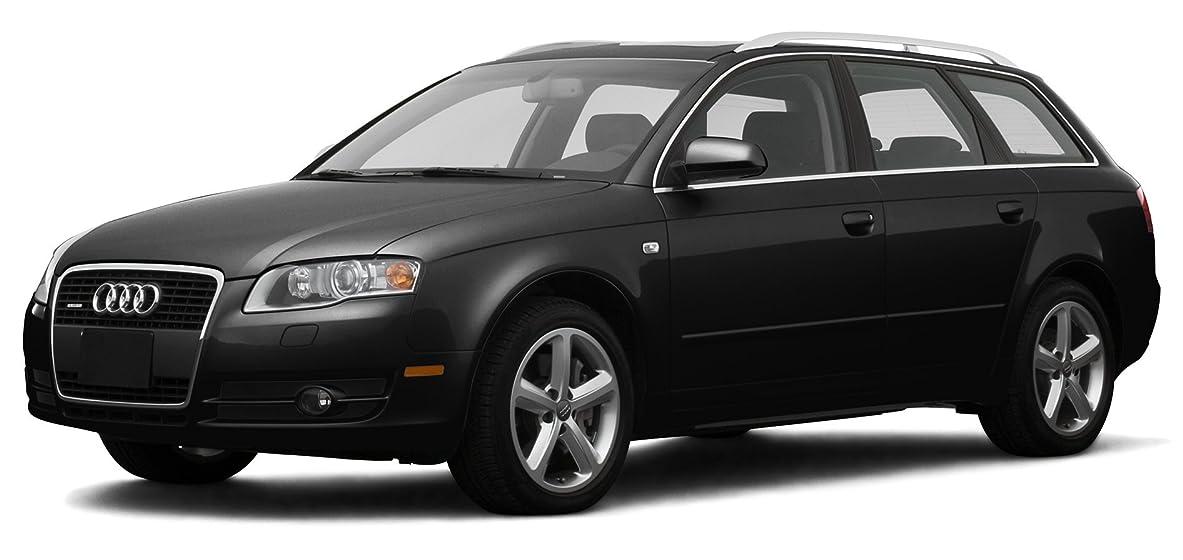 Amazon Com 2007 Audi A4 Quattro 2 0t Reviews Images And Specs Vehicles