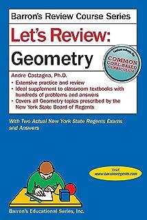 Let's Review Geometry (Barron's Regents NY)