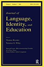 Best journal of language identity and education Reviews