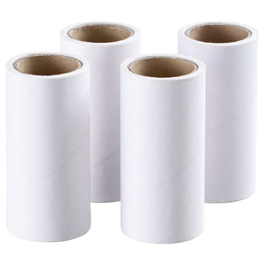 恩赦権限一緒IKEA(イケア) BASTIS/ベスティス 粘着ローラー 取り替え用テープ 4パック(16ロール) 70147758