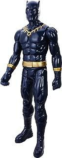 Avengers Marvel Titan Hero Series 12-inch Black Panther Figure