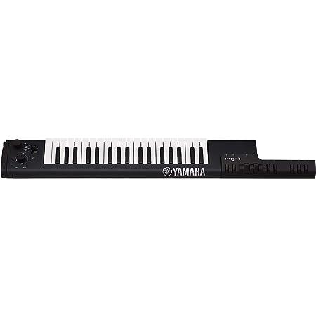 Yamaha Sonogenic SHS-500 keytar - Teclado digital con función JAM, USB Audio y Bluetooth MIDI, color negro