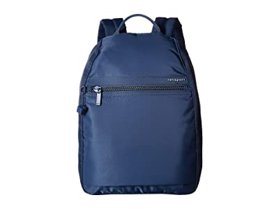 Hedgren Vogue Large RFID Backpack (Dress Blue) Backpack Bags
