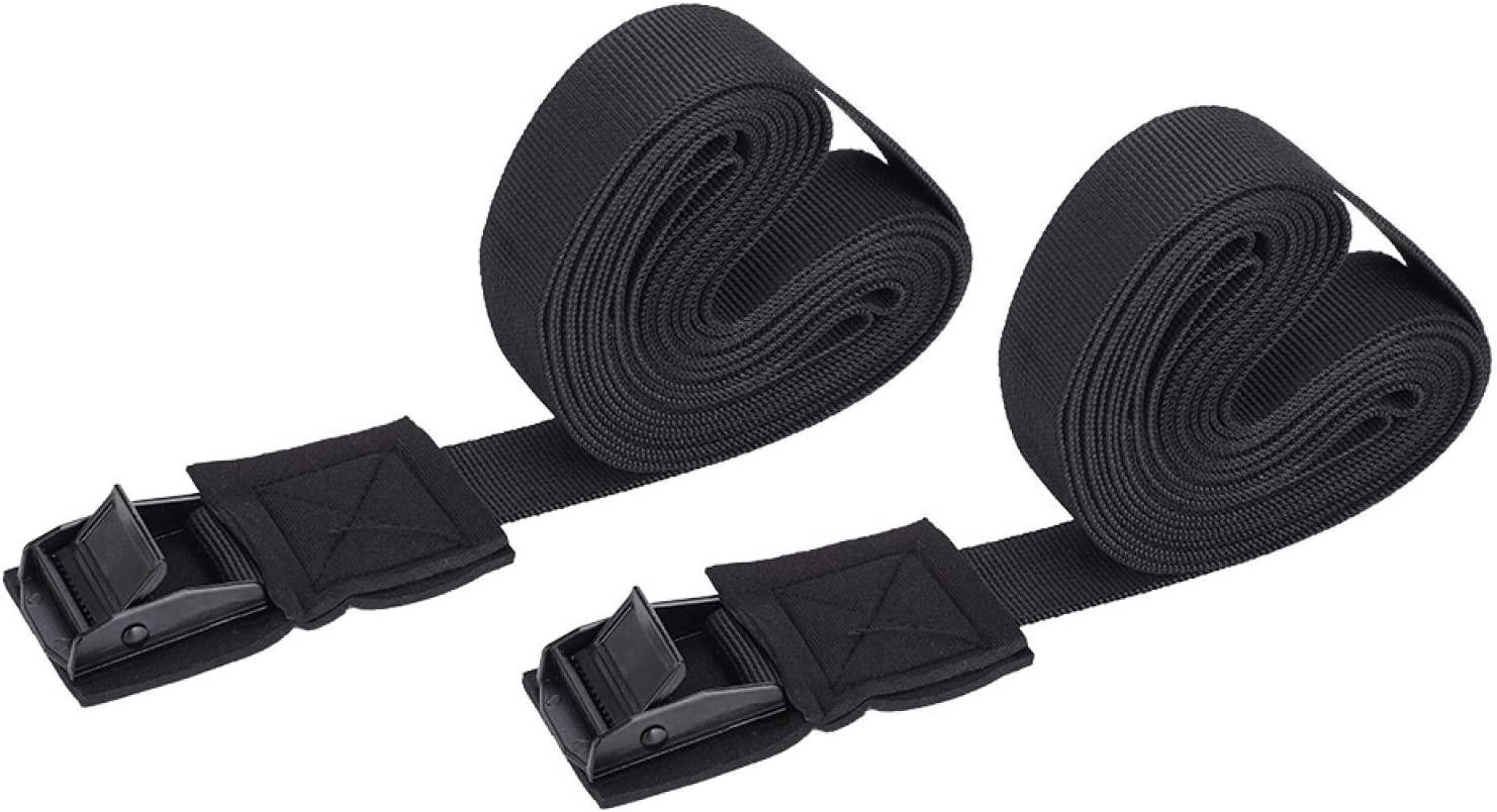 Save money QYSZYG Surfboard Strap 2 Piece roof of Limited Special Price Rack cam Kayak