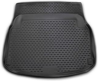 AD Tuning TMP22005 Passform Kofferraumwanne, Anti Rutsch Oberfläche, schwarz