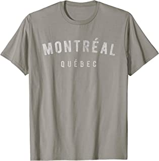 t shirt montreal