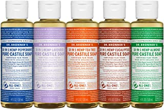 Best is dr bronner's castile soap biodegradable Reviews