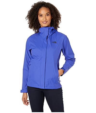 The North Face Venture 2 Jacket (Aztec Blue) Women