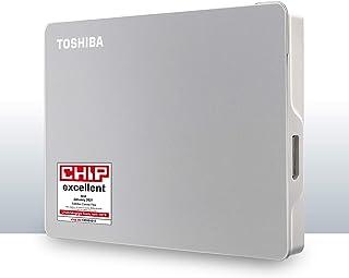 Toshiba Canvio Flex HDTX120ESCAA External Hårddisk, Vit, 2 TB