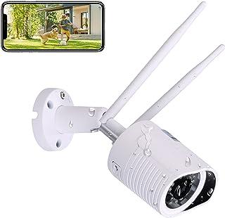 HiKam A7(2.Gen) Övervakningskamera för Utomhusbruk