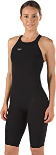 Speedo Women's LZR Elite 2 Closed Back Kneeskin Black 24