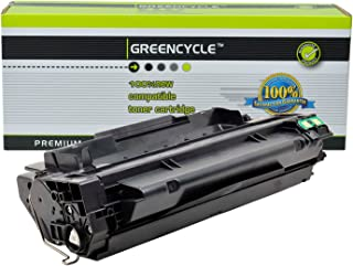 GREENCYCLE 1 Pack High Yield 51A Q7551A Toner Cartridge Replacement Compatible for HP Laserjet P3005 P3005x P3005d M3027 M3035 MFP Series Printer