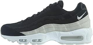 Nike Womens Women's Air Max 95 PRM Black/Summit White/Spruce Aura 807443-017