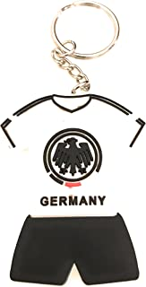 Exclusive World Cup International Country Team Keychains Jersey Soccer Futbol Kit