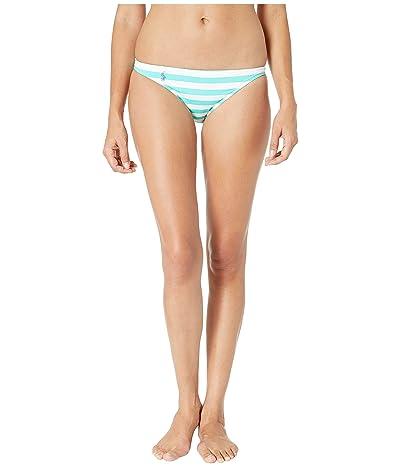 Polo Ralph Lauren Awning Stripe Taylor Hipster (Lagoon) Women